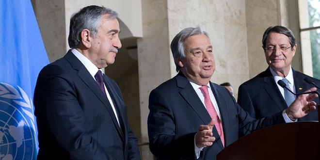 Cyprus talks freeze