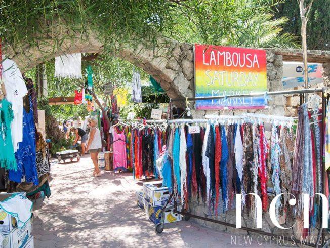 Lambousa Market in Lapta