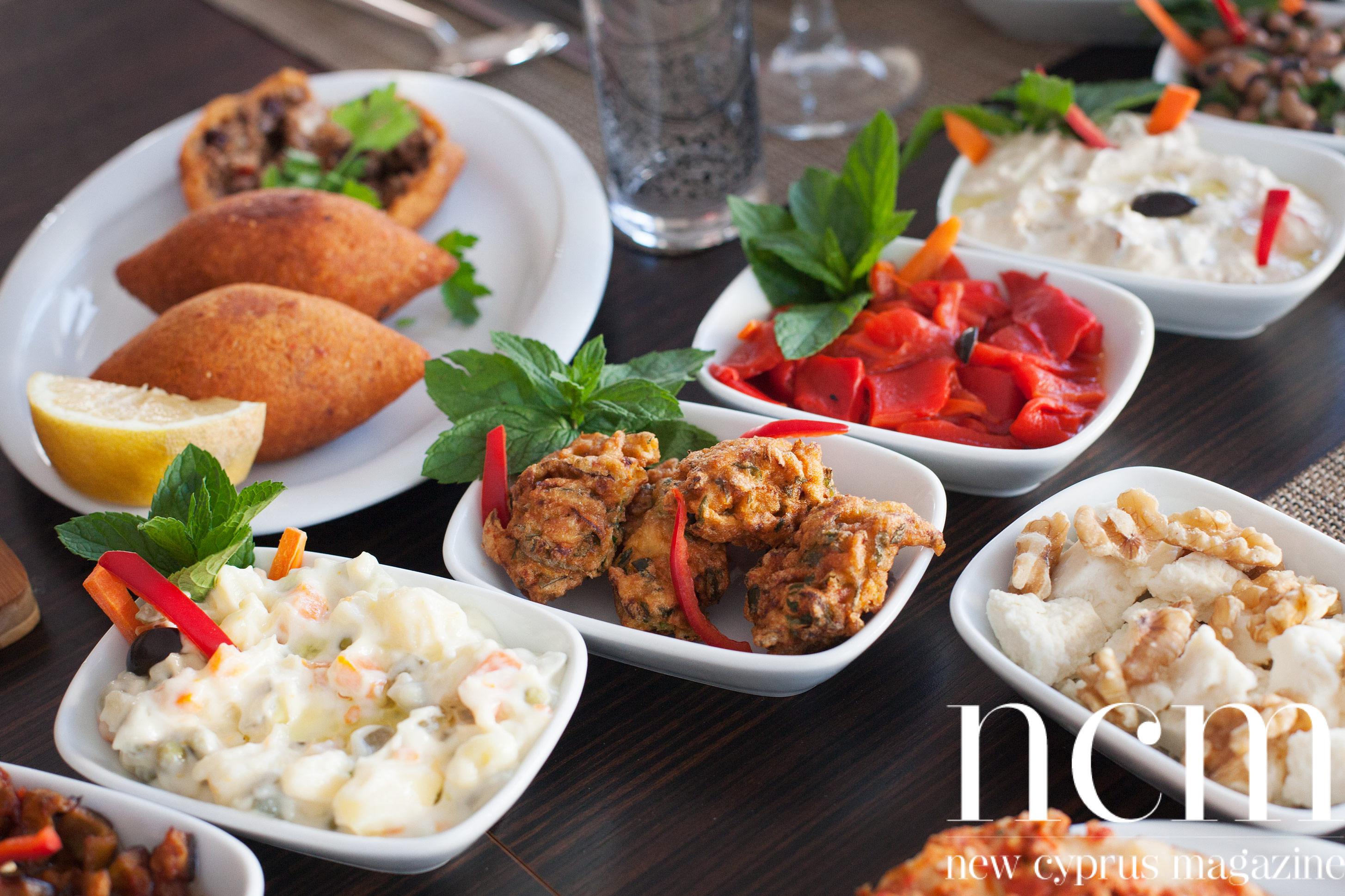 Nazende Meyhane Food Kyrenia