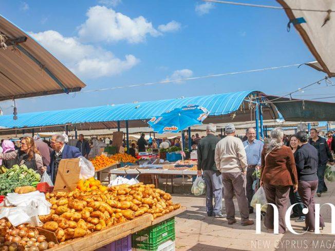 Saturday Market Guzelyurt