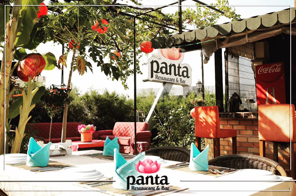 Entertainment Panta Restaurant Asian Food Panta Cyprus
