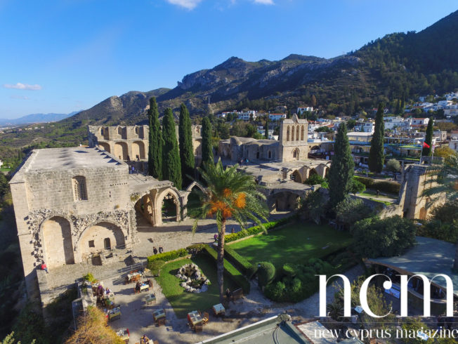 Bellapais with its romantic monasteries