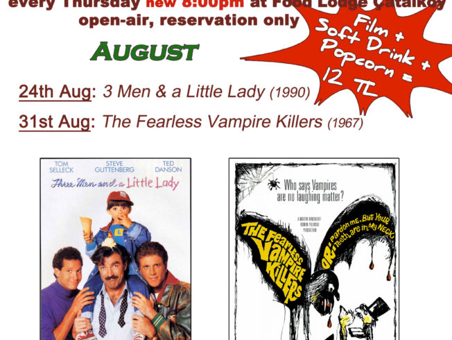Food Lodge's classic film evenings are back