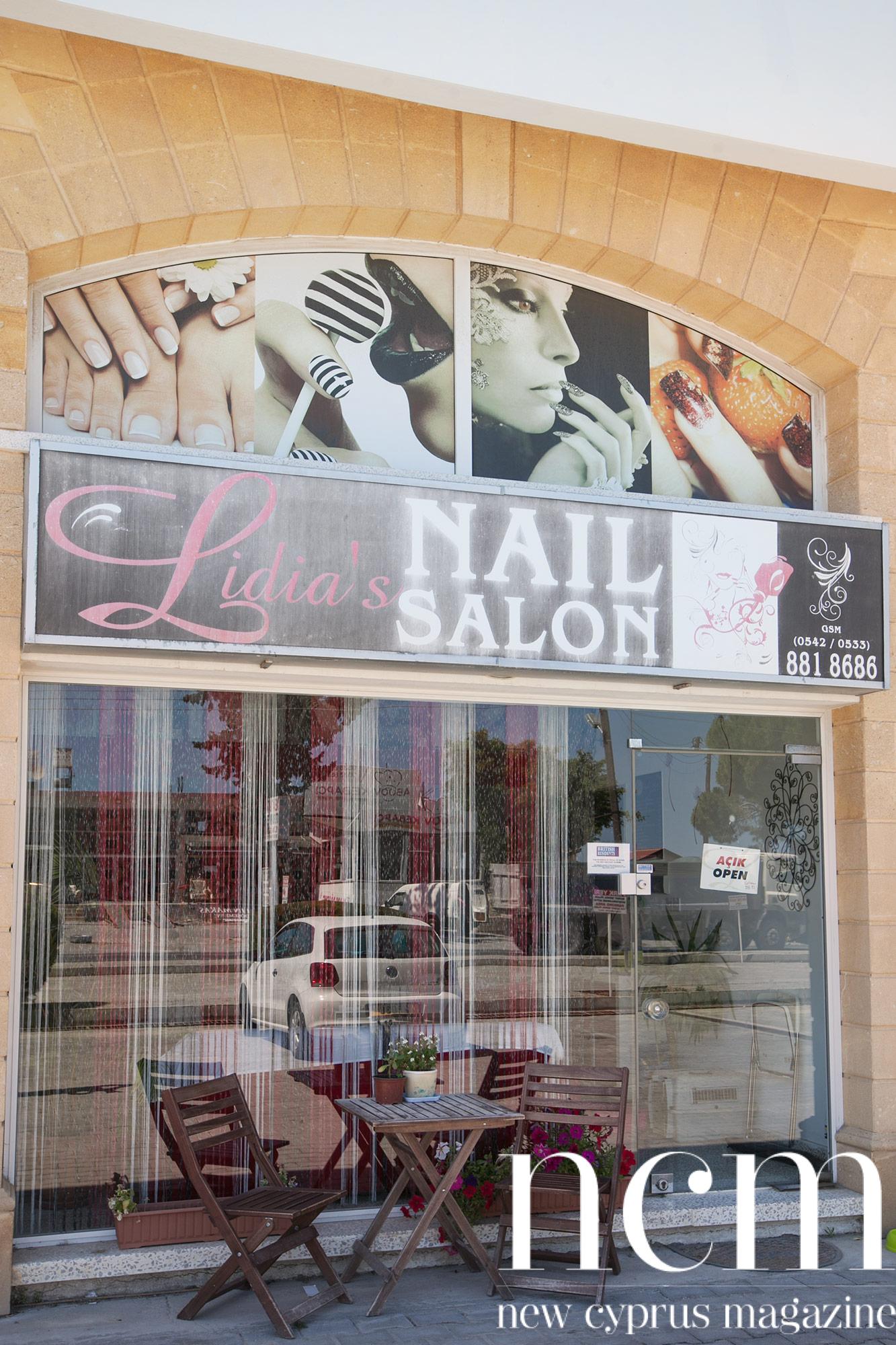Lidia's Nail Salon