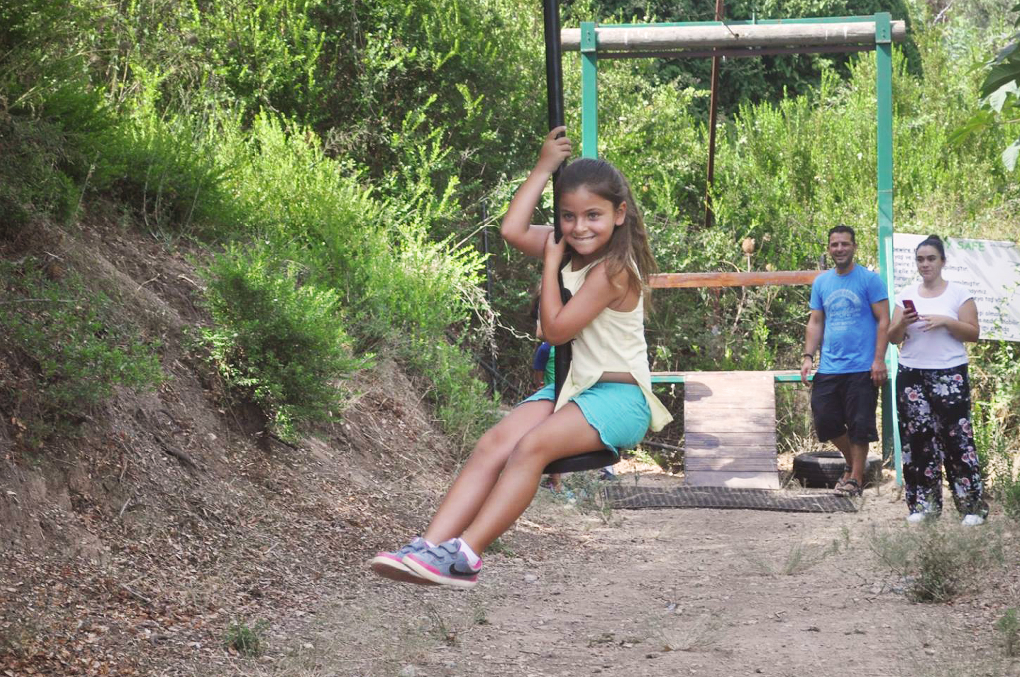 Oak Tree Park - Adventure for the whole family.
