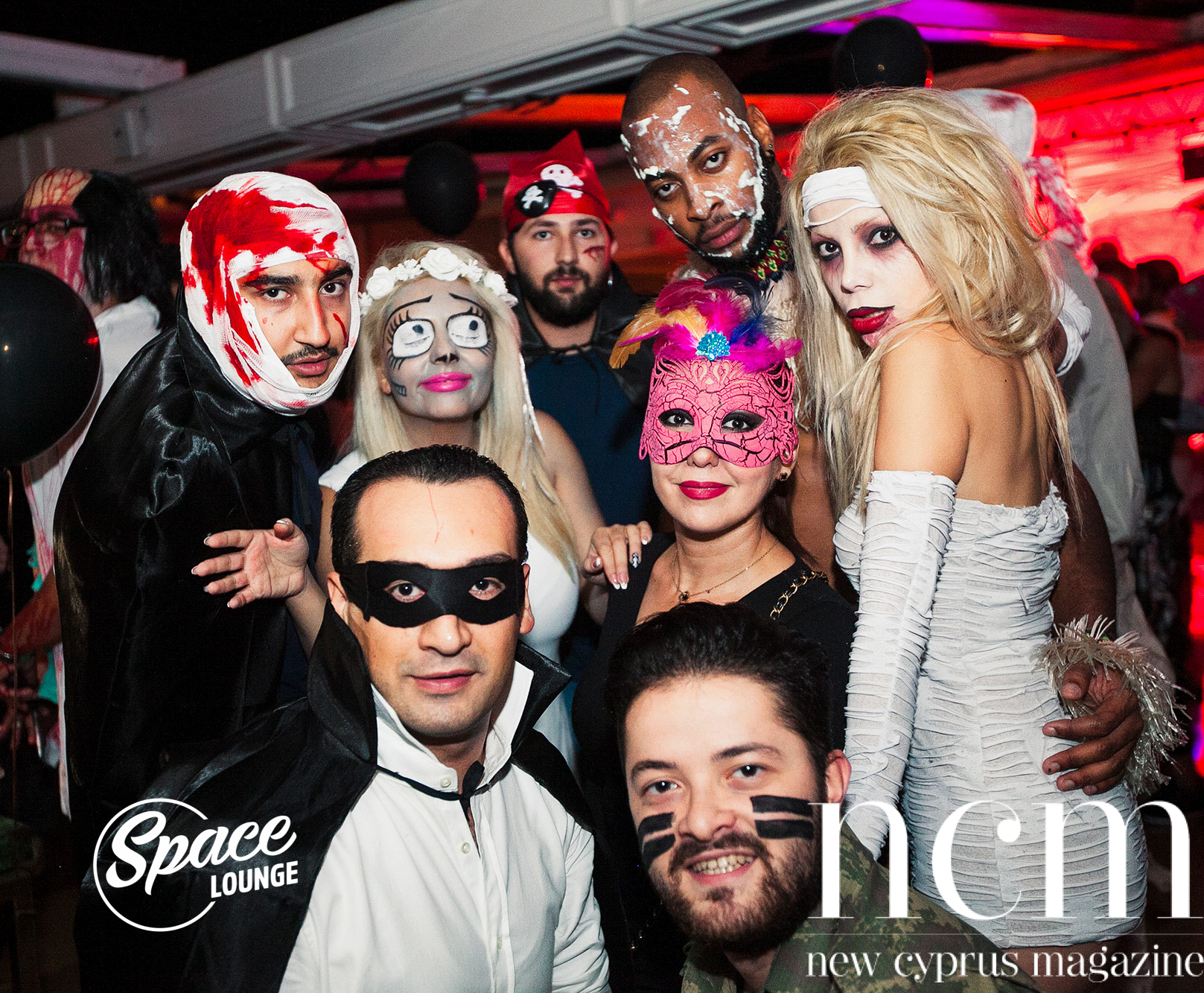 Halloween Party 2017 Space Lounge