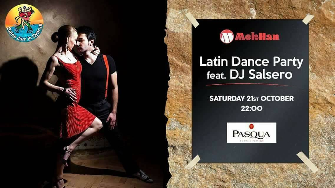 Salsa Party North Cyprus