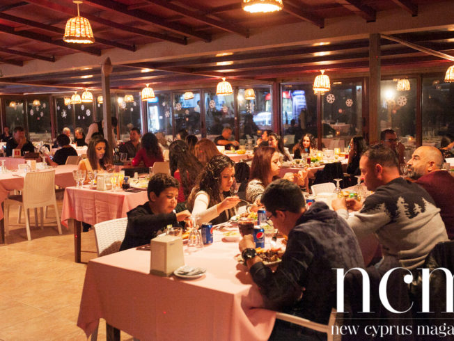 Kiyi Fish Restaurant Bogaz North Cyprus