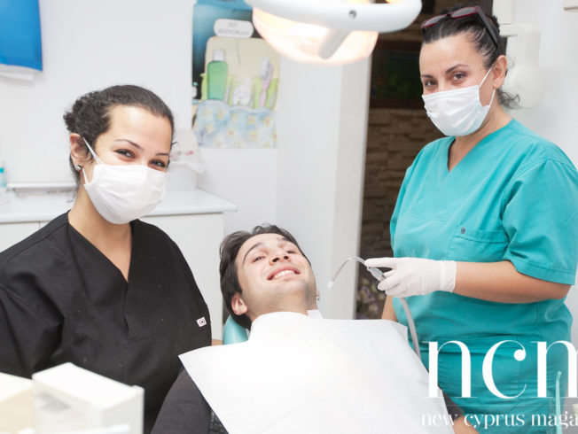 London Dental Clinic - English speaking dentist in Famagusta, North Cyprus