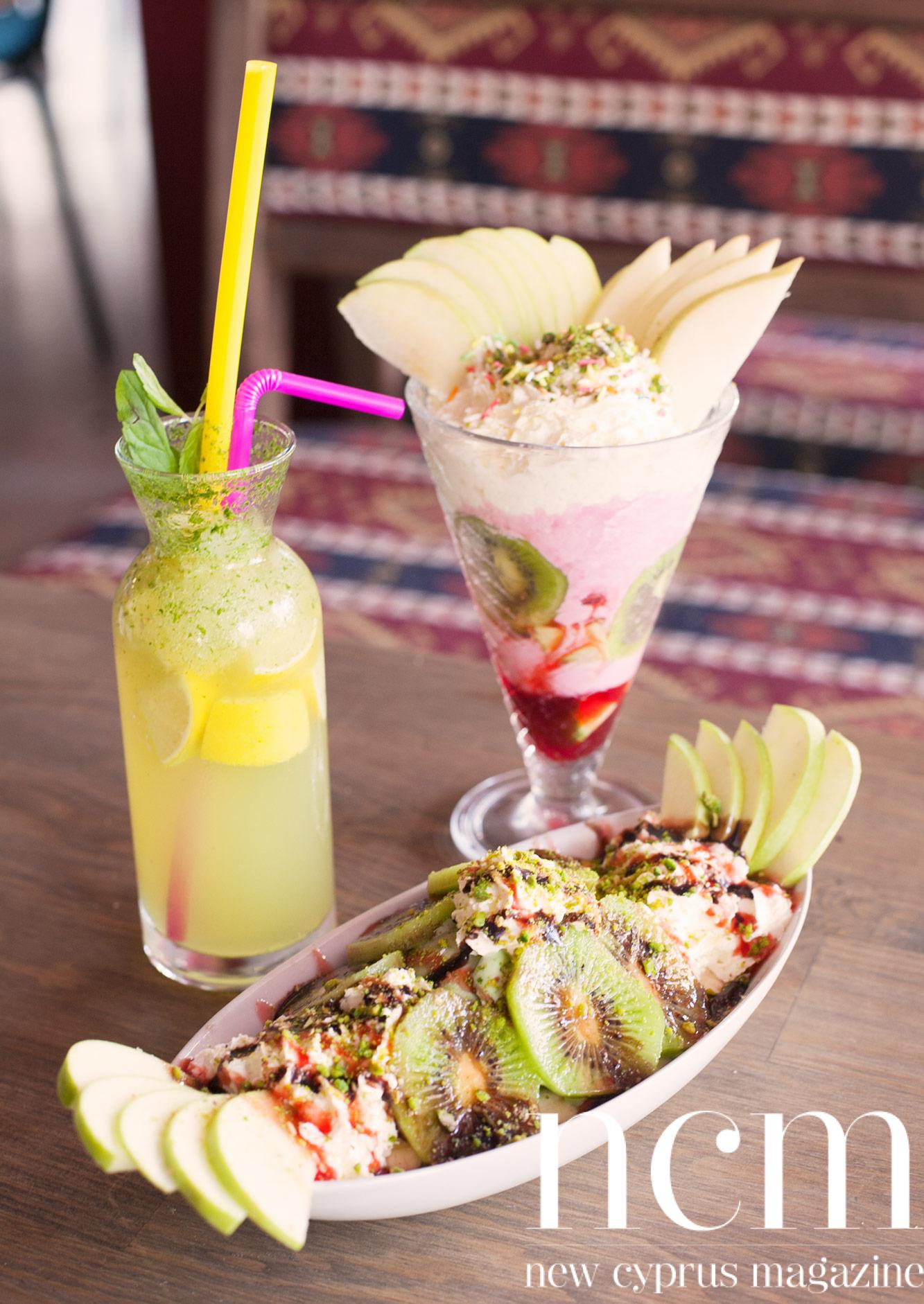 Muhabbet Café Restaurant Famagusta North Cyprus