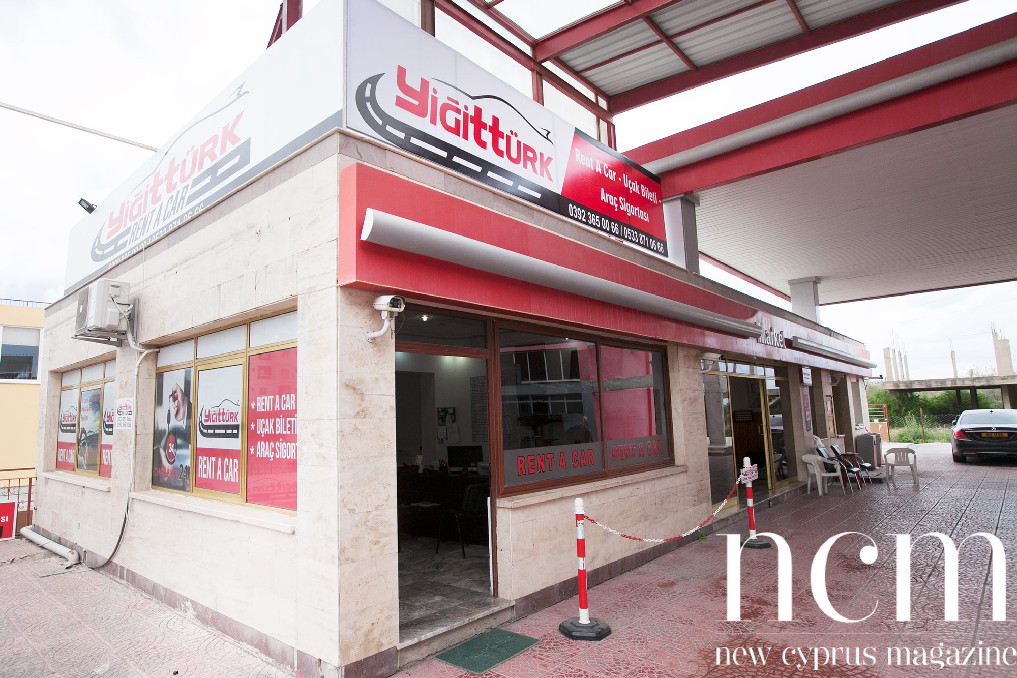 North Cyprus Magazine Yiggiturk Car Rental