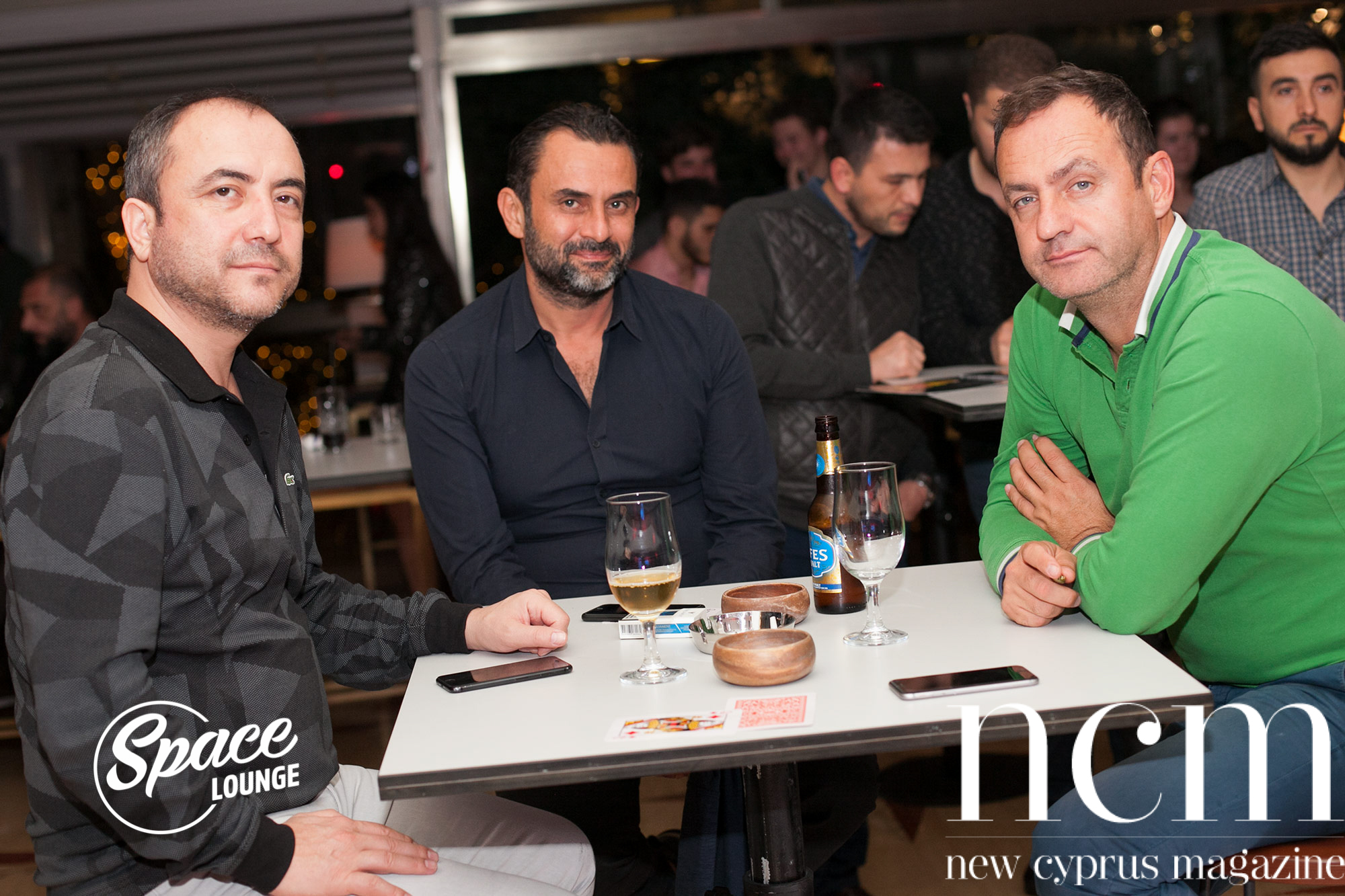 Space Lounge hosted a Chicago night in Kyrenia North Cyprus