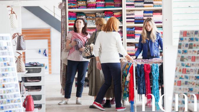 The Han Shopping Centre Kyrenia North Cyprus