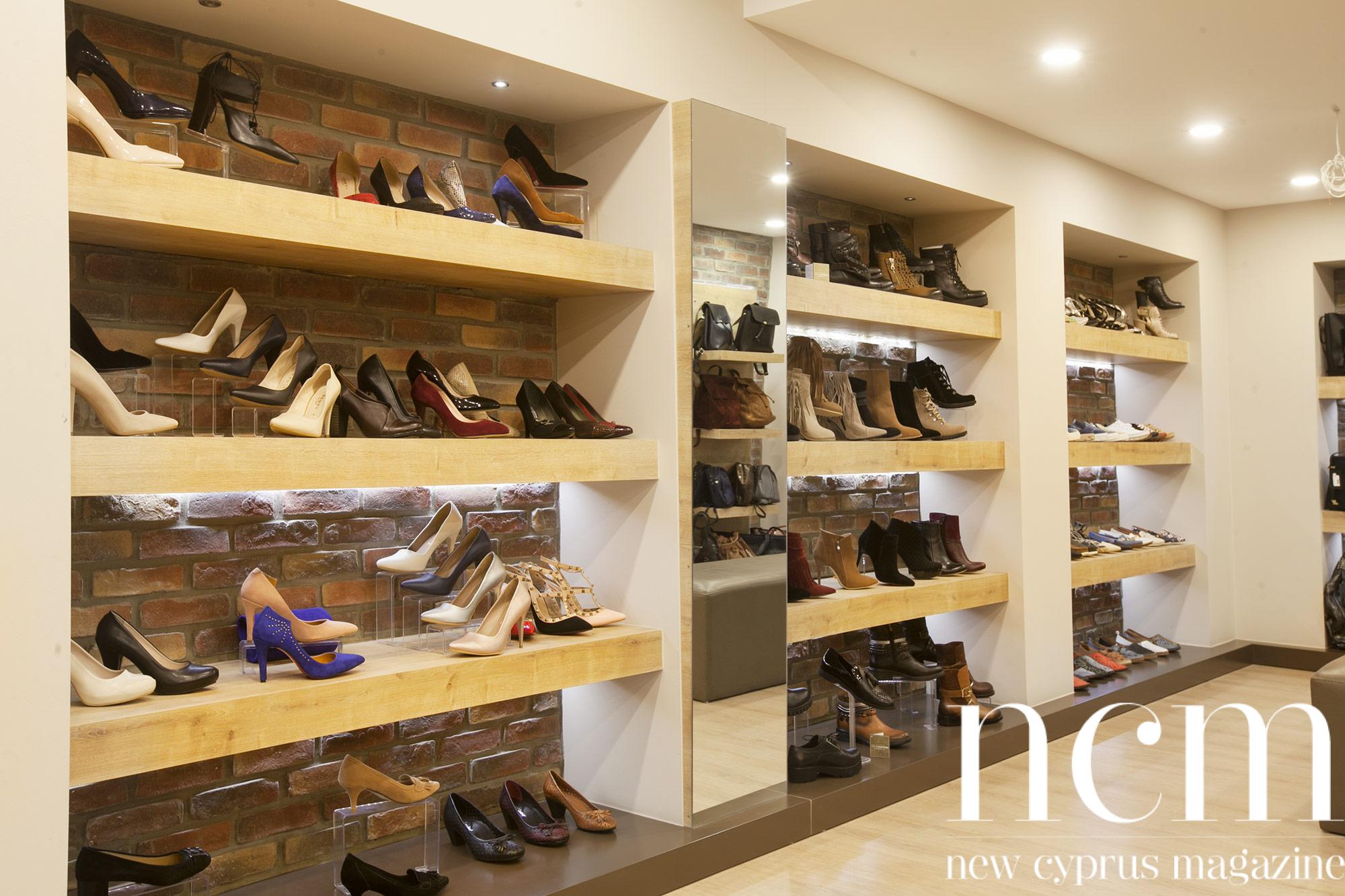 Tunceli Shoe Store Famagusta North Cyprus