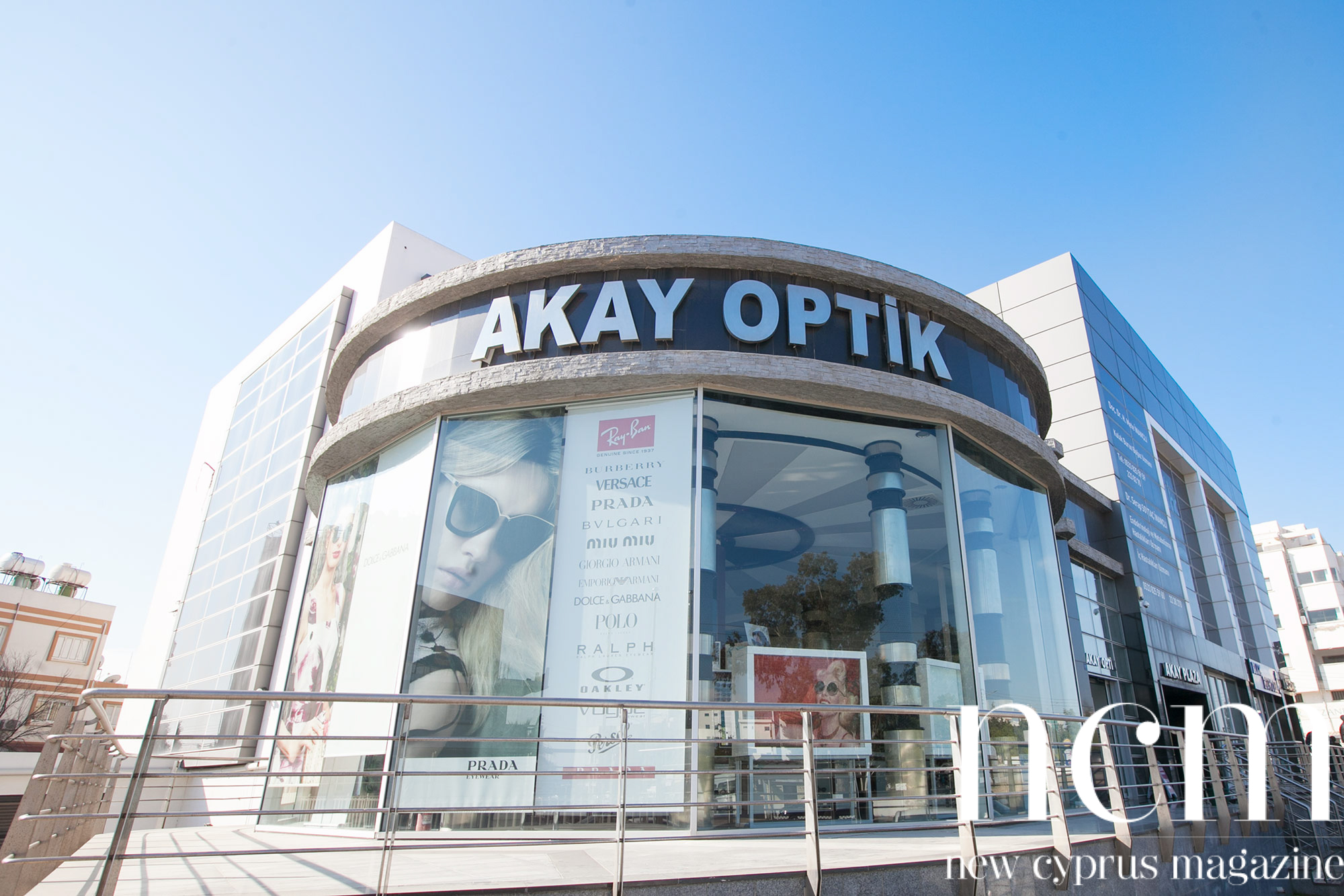 Akay Optik in Nicosia