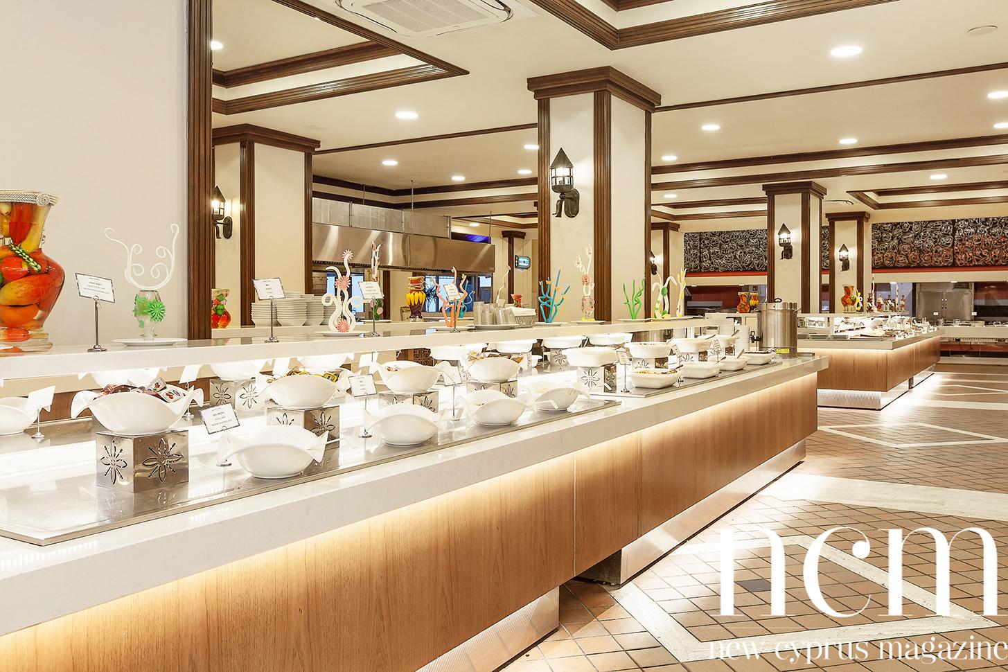 Salamis Hotel Restaurant