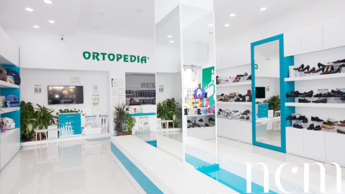 Ergonomic shoes at Ortopedia in Famagusta