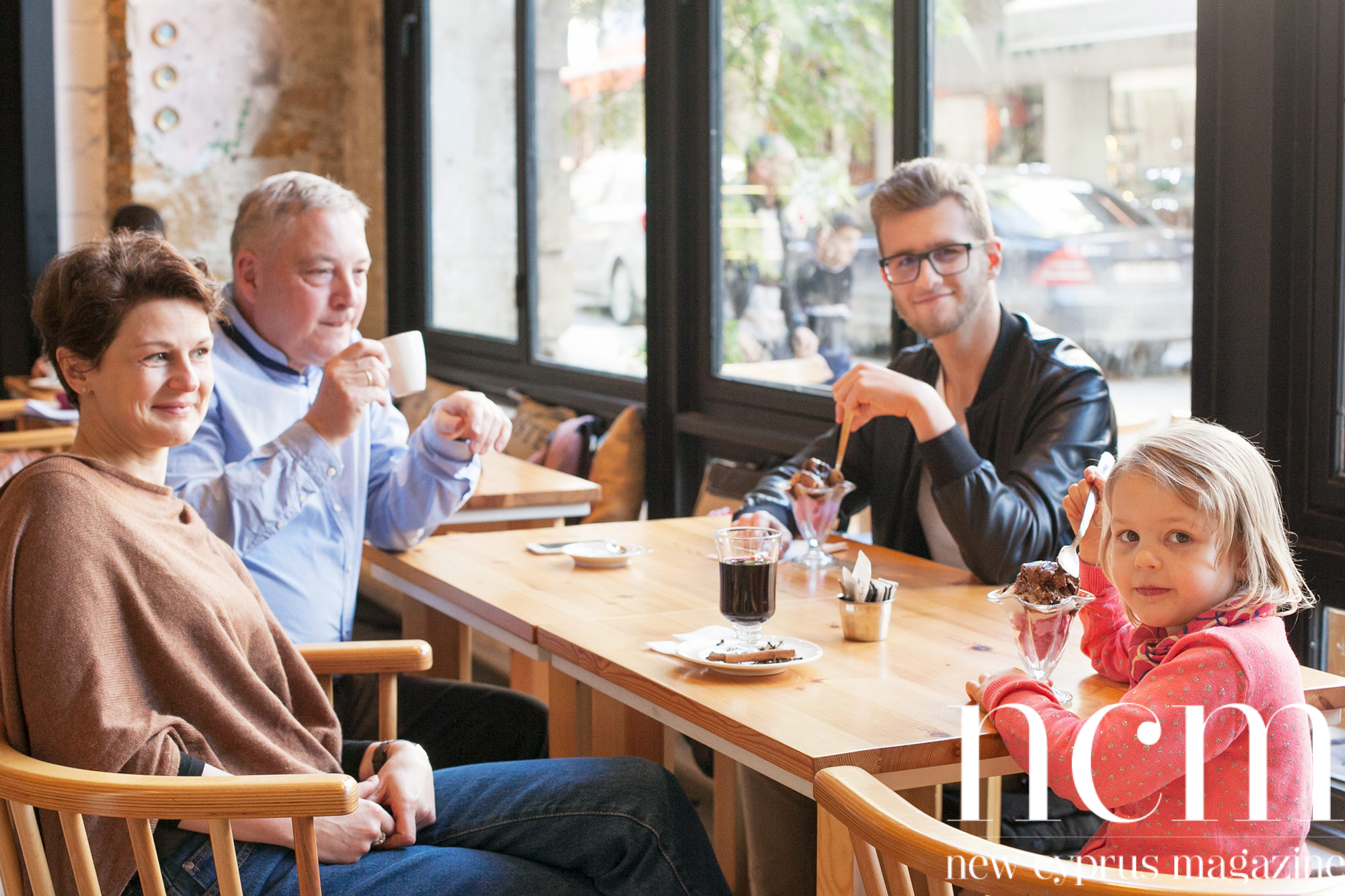 Café No 3 is the place to go in Nicosia