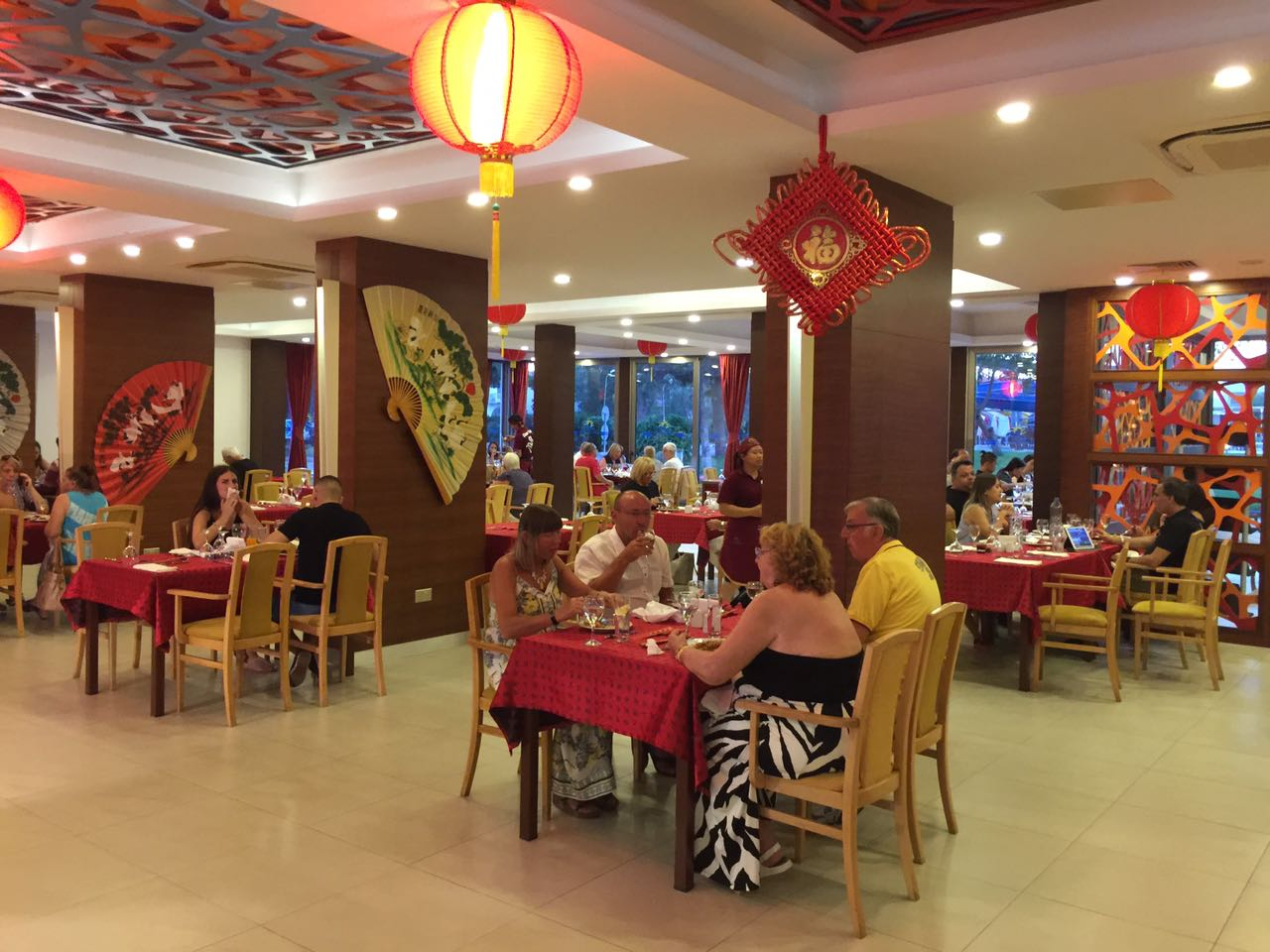 New Chinese Restaurant in Famagusta