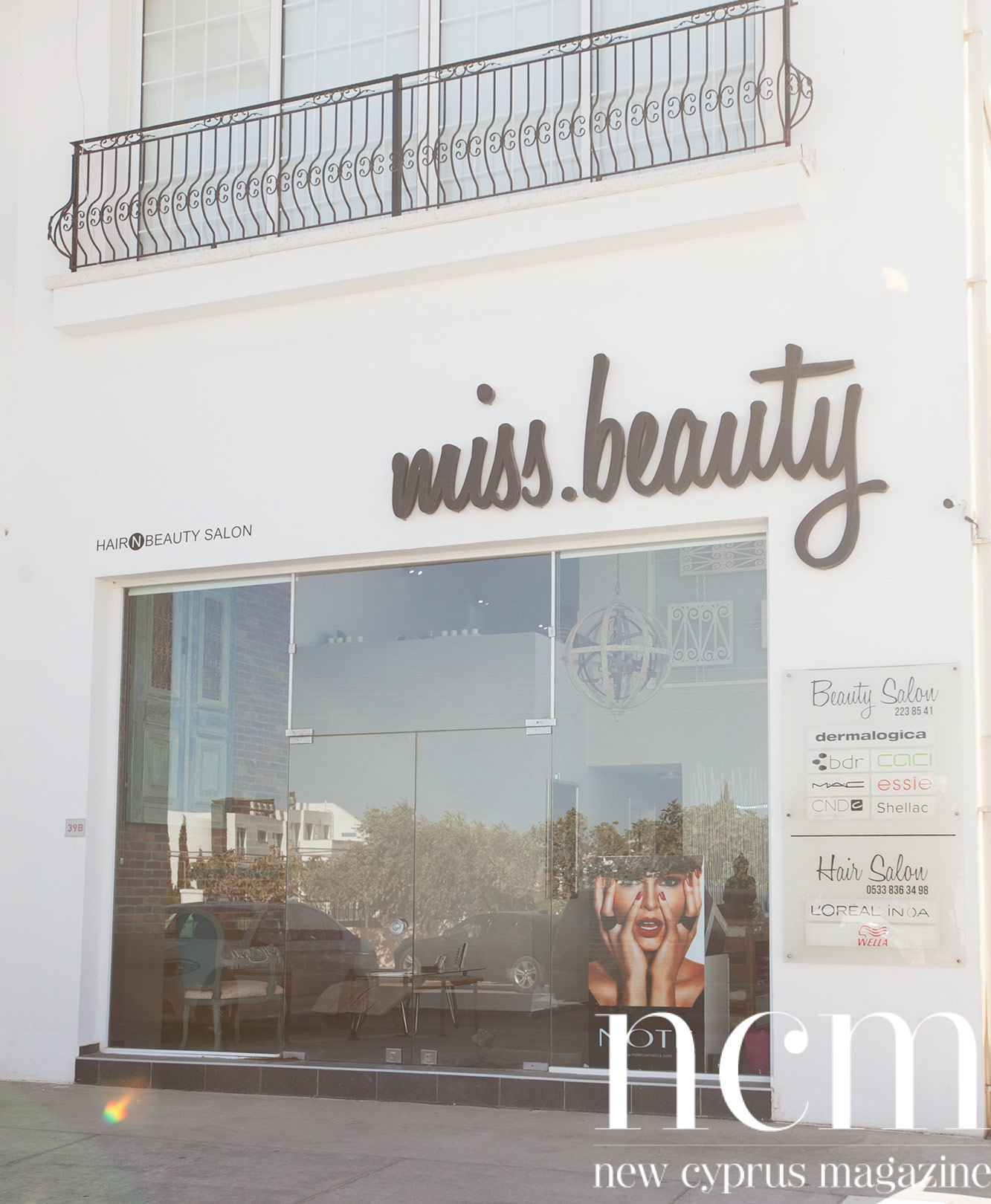 Treat yourself at Miss Hair & Beauty Salon