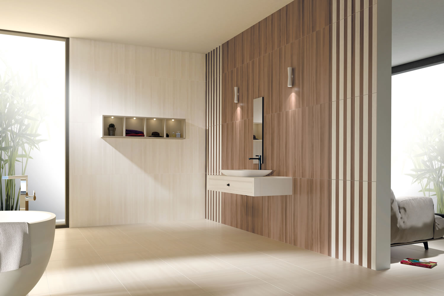 Cahit Necipoglu Bathrooms in Nicosia