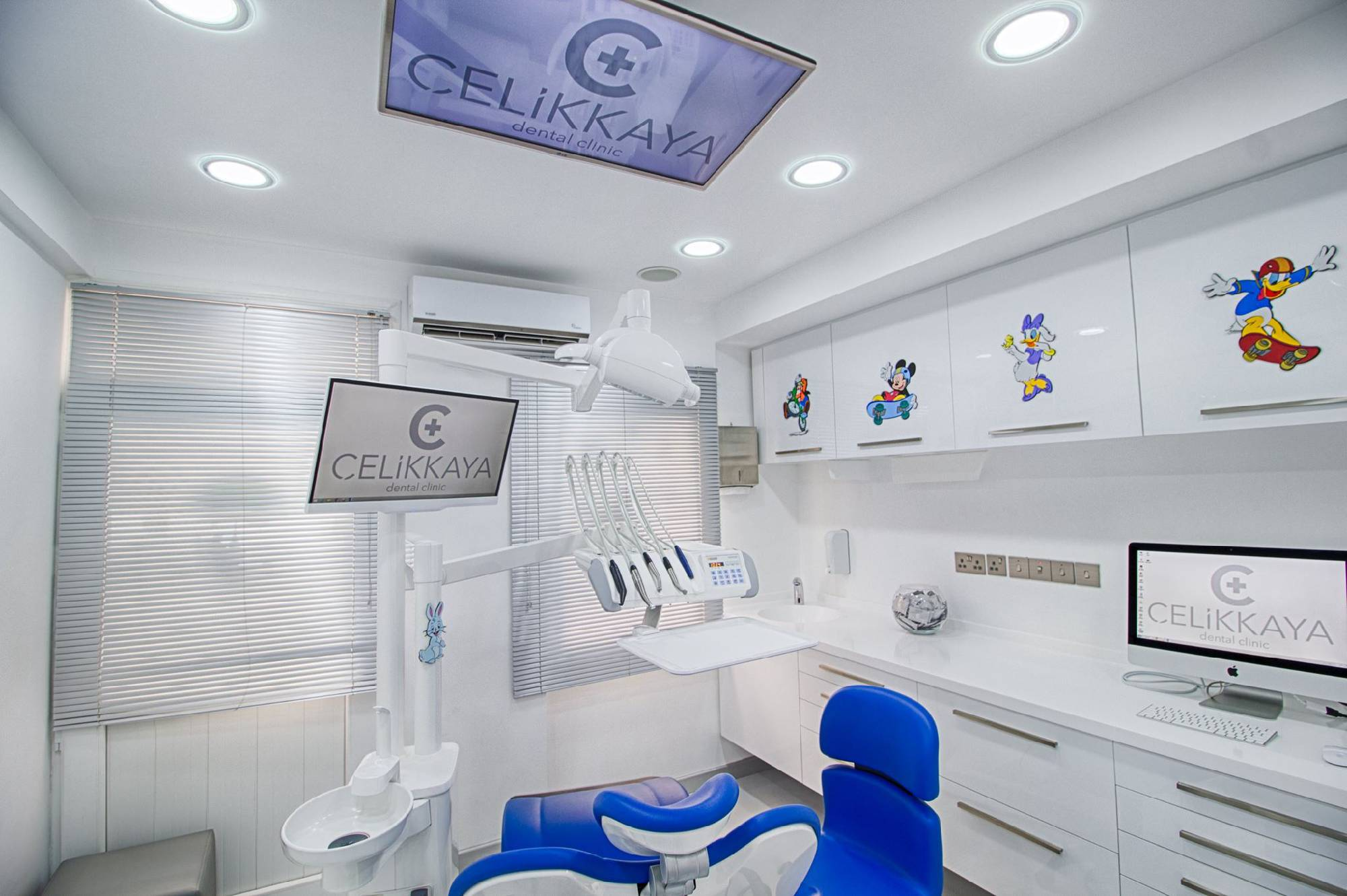 Celikkaya Dental Clinic has the latest technology