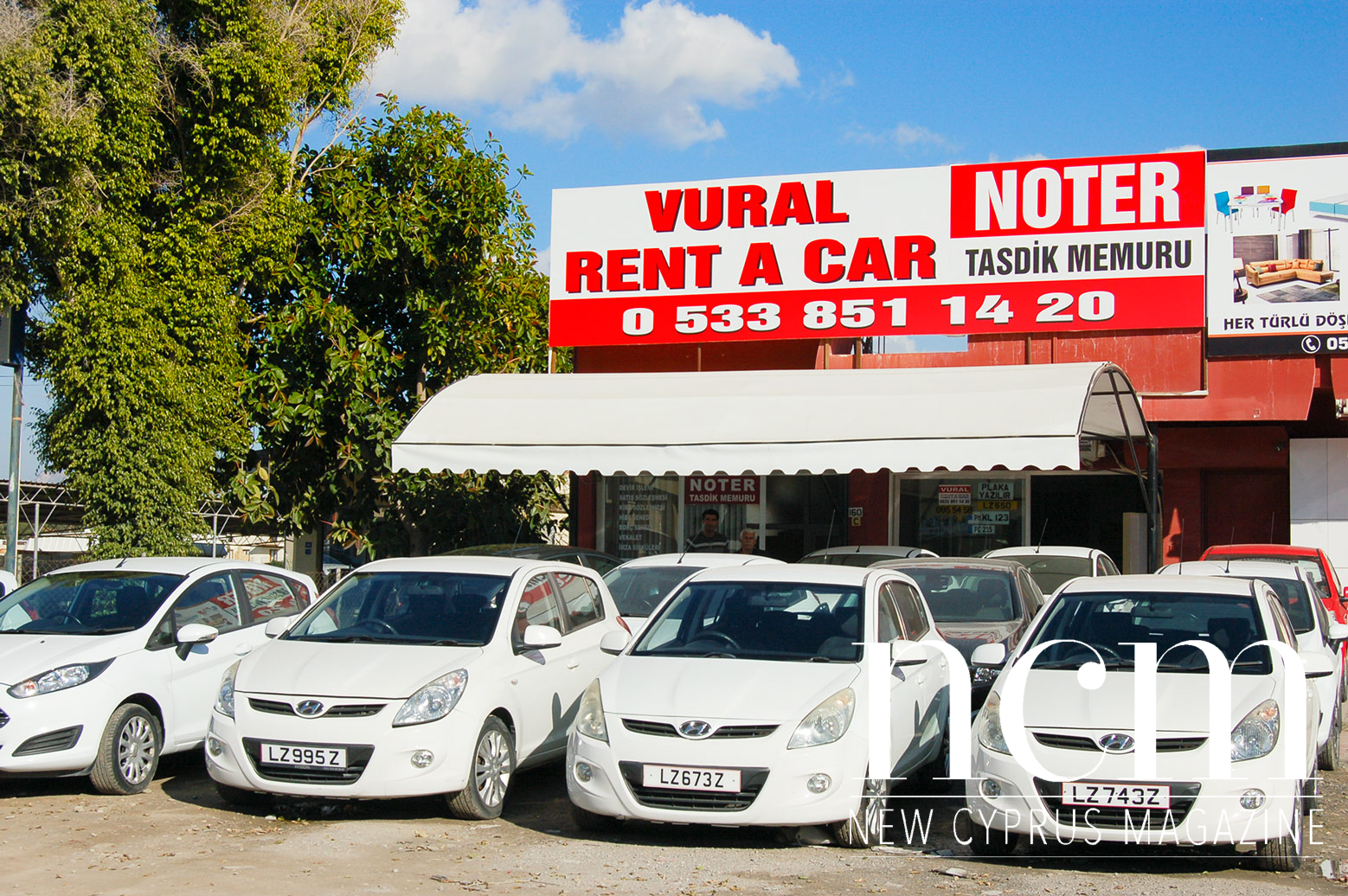 Vural Rent a Car are fully insured